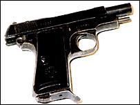 Pistola Beretta 9mm