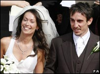 Gary and Emma Neville