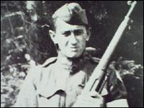 Капрал Клемент Гроббел, 1919 г.