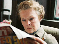 Dame Judi Dench in Notes on a Scandal