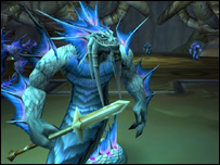 Screen shot from World of Warcraft