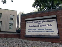 Walsall Deaf Peoples' Centre