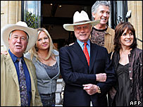 Dallas cast members