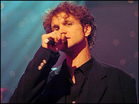 James singer Tim Booth