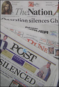Pakistan newspapers