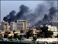 Explosion in Baghdad