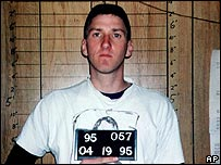 Timothy McVeigh, OK City Bomber