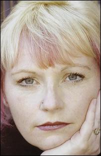 Domestic violence survivor Mel Rawding