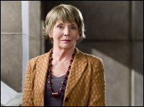 Waking The Dead star Sue Johnston