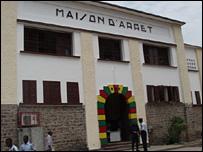 Brazzaville prison