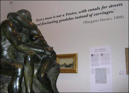 Davies sisters exhibition