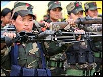 Nepal's Maoists
