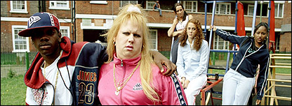 Little Britain's Vicky Pollard