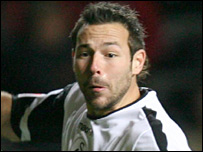 Pawel Abbott made his Swansea debut in the win over Gillingham
