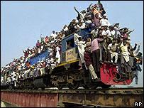 Bangladeshi Muslim pilgrims