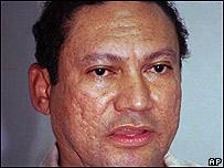 General Manuel Antonio Noriega, ex gobernante de facto de Panamá