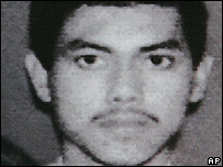 Undated photo of Dulmatin, released by the Philippine National Police