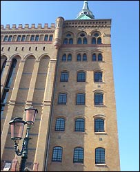 The Stucky building