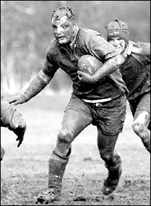 John Dunbar's muddy giant