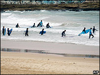 Bondi Beach (archive photo)
