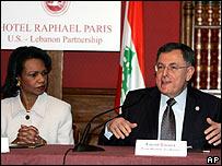 Conferencia de donantes en París