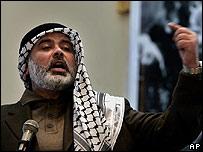 El primer ministro palestino, Ismail Haniya