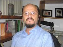 Rodrigo Liendo, Instituto de Investigaciones Antropológicas de la UNAM