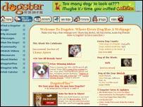 Dogstar website
