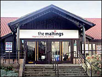 The Maltings - Picture courtesy Borderevents