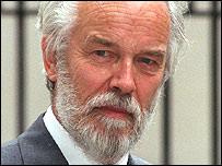 Rod Morgan, former head of the Youth Justice Board