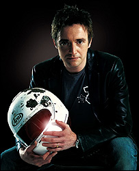 Richard Hammond (courtesy Top Gear Magazine)
