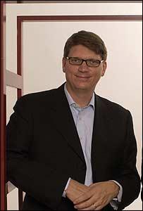 Skpye co-founder Niklas Zennstroem