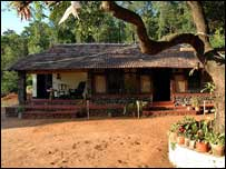 jungle weekend house, near Bangalore