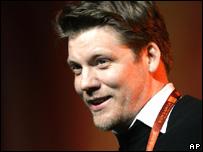Director and screenwriter of 'Padre Nuestro', Christopher Zalla