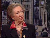 Margaret Beckett MP