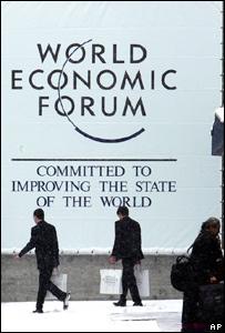 Un aviso del Foro de Davos