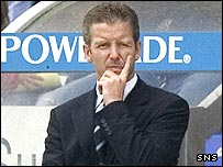 Inverness manager Charlie Christie