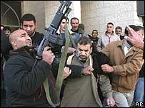 Gunmen seize Fayyad al Arba