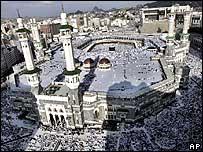 Mecca's Grand Mosque