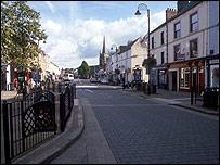 Antrim town