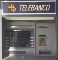 A Telebanco ATM