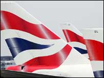 Disruption to BA flights