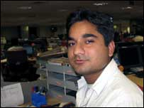 Ankur Relia, reporter, Reuters Bangalore