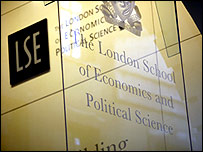 LSE (Photo: Nigel Stead/LSE)
