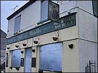 The Pilot Inn in Mumbles