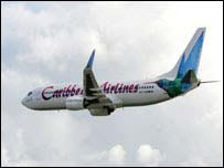Caribbean Airlines' new livery (Photo: Caribbean Airlines)