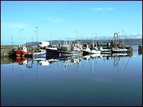 Stranraer boats