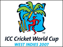 ICC Cricket World Cup 2007 logo