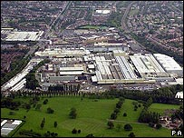 The Longbridge plant