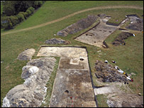 Excavation at Durrington Walls  Image: National Geographic